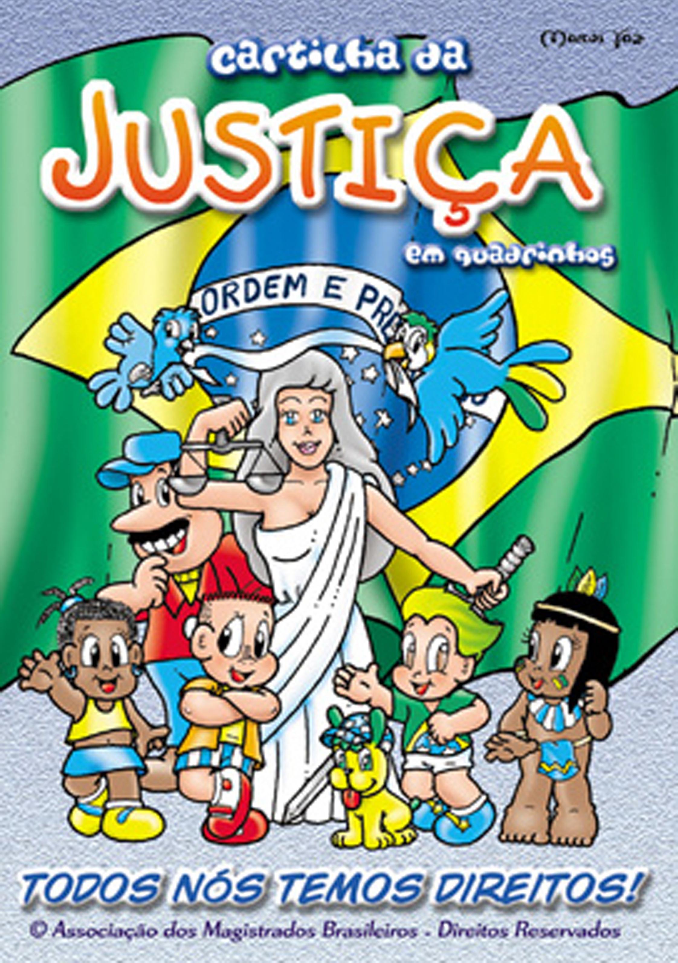 2.ª Edição da Cartilha da Justiça