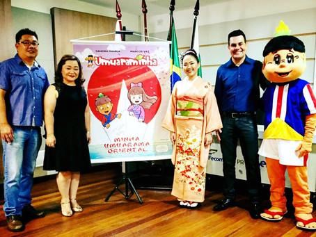 """Lançamento do livro """"Umuaraminha, Minha Umuarama Oriental"""" foi sucesso"""