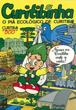 Curitibinha - Curitiba 300 Anos
