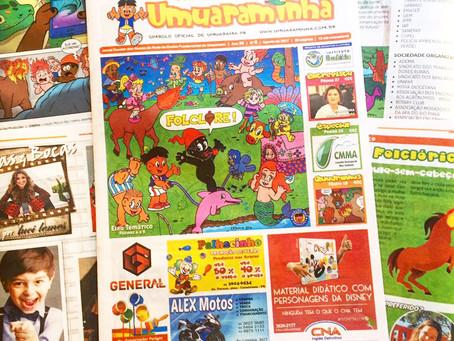 Jornal Umuaraminha #8