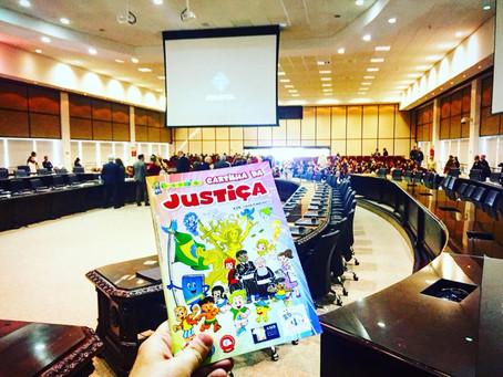 Cartilha da Justiça ganha edição comemorativa de 25 anos