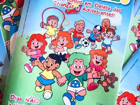 Gibi Brasilzinho é lançado em Lucélia, SP