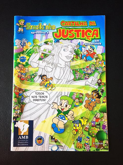 Brasilzinho, Cartilha da Justiça em quadrinhos