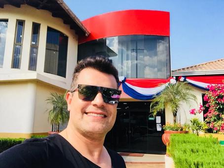 Cartunista Marcos Vaz vai desenvolver gibi para o Paraguay