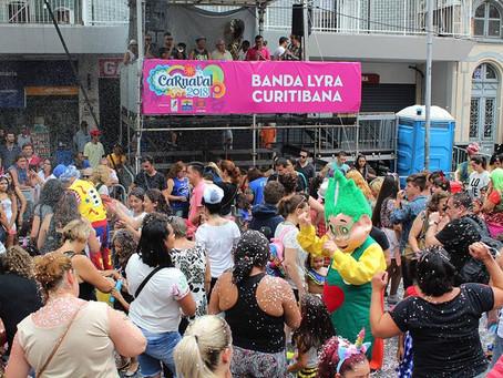 Carnaval Curitibinha: diversão com educação