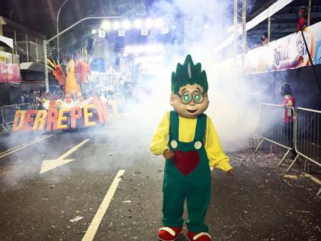 Curitibinha abre o Carnaval 2017 de Curitiba