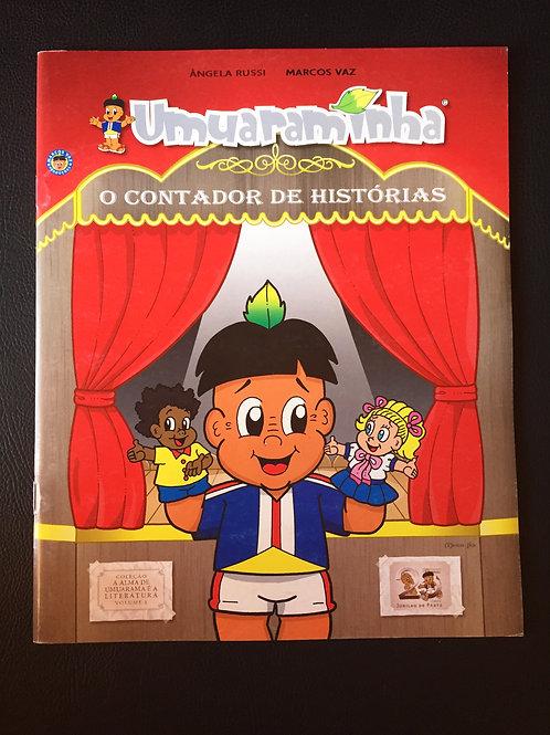 Livro Umuaraminha, O Contador de Histórias