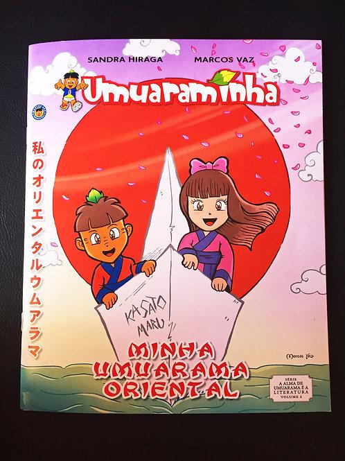 Livro Umuaraminha, Minha Umuarama Oriental