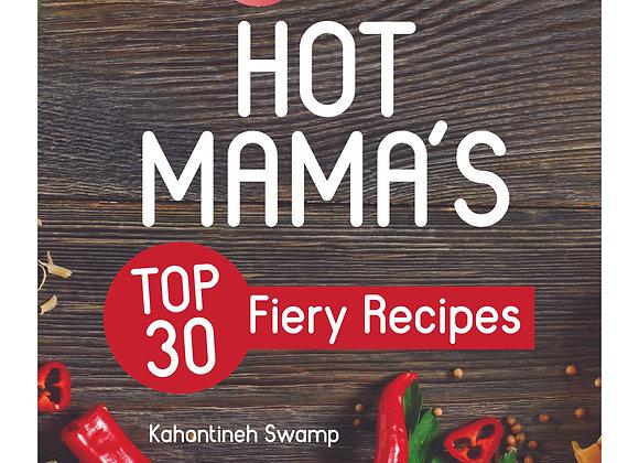 HOT MAMA'S TOP 30 RECIPE BOOK