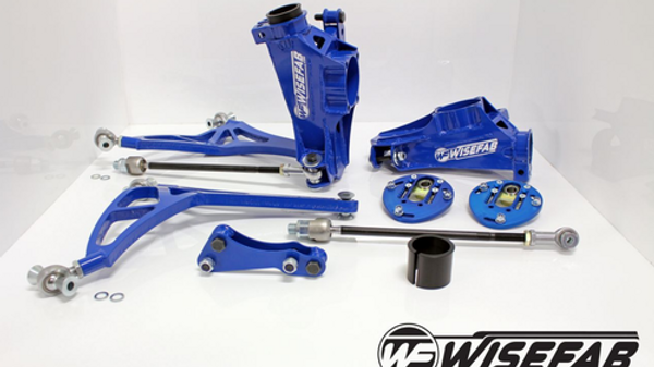 Wisefab BMW E9X Lock Kit