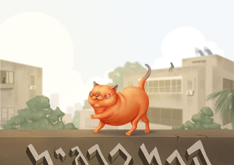 חתול בתא.jpg