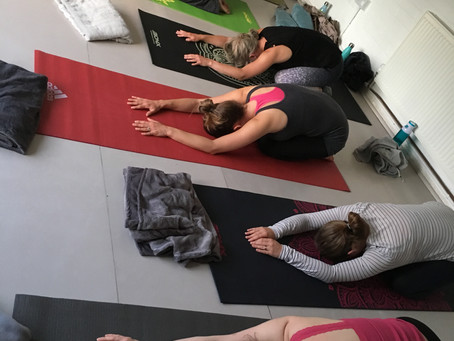 Yoga - a very personal journey