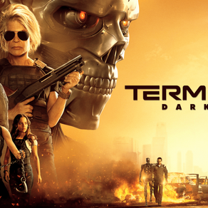 TERMINATOR: DARK FATE (In Theaters) By Victoria Alexander