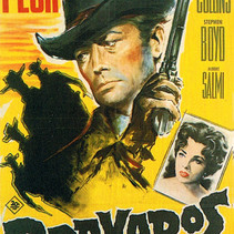 THE BRAVADOS - Blu-ray Review by Roy Frumkes