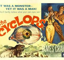 THE CYCLOPS (Warner Archive Collection) - a Blu-ray Review by Roy Frumkes