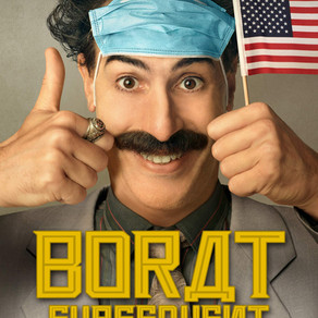 BORAT SUBSEQUENT MOVIEFILM by Victoria Alexander
