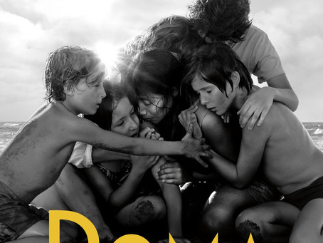 ROMA (in theaters) Review by Victoria Alexander