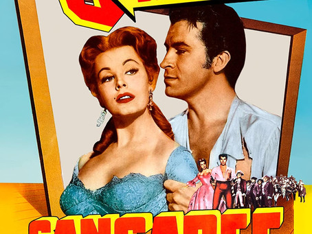 SANGAREE review by David Rosler, 3D Blu-Ray