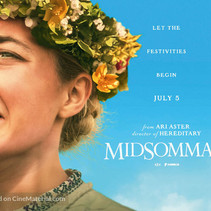 MIDSOMMAR (in theaters) by Victoria Alexander