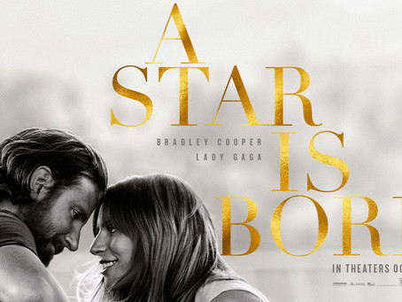 A STAR IS BORN (2018, in theaters) by Roy Frumkes