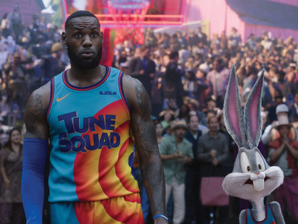 SPACE JAM: A NEW LEGACY - THE TOONS ARE BACK ON THE COURT!