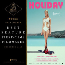 HOLIDAY (Blu-ray, DVD,VOD) by Victoria Alexander