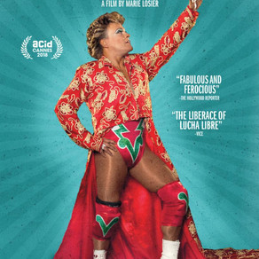 CASSANDRO THE EXOTICO! (in theaters)  Review by Veronica LeDezma