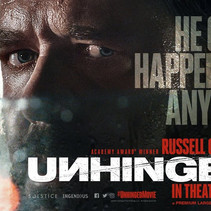 UNHINGED at Theaters, by Victoria Alexander