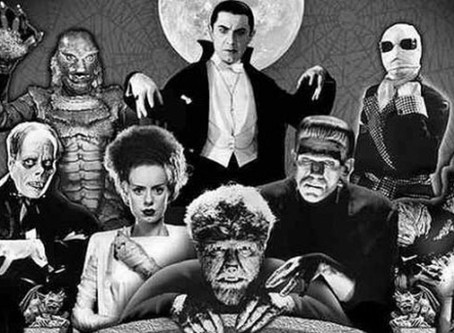 """TODAY'S TRUE HORROR MOVIES AND YESTERYEAR'S """"GOTHIC FANTASIES"""" Opinion by David Rosler"""