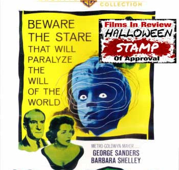 VILLAGE OF THE DAMNED (B&W 1960) Blu-ray Review by David Rosler