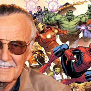 A MOVIE-PERSPECTIVE TRIBUTE TO STAN LEE by David Rosler