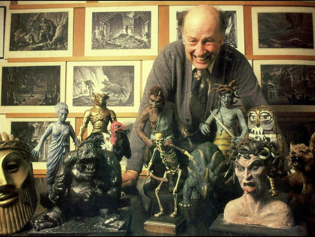 RAY HARRYHAUSEN: The Twentieth Century Leonardo da Vinci by David Rosler