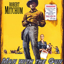 MAN WITH THE GUN Blu-ray by Roy Frumkes