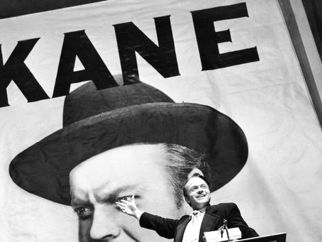 """ON HIS BIRTHDAY: WHY ORSON WELLES' """"CITIZEN KANE"""" IS STILL THE BEST MOVIE EVER MADE by David Rosler"""