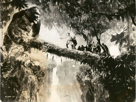 LOST TREASURES: THE KING KONG SPIDER PIT SEQUENCE by David Rosler