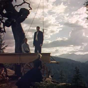 """""""THE HANGING TREE""""                                                         by  Roy Frumkes"""