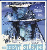 THE GREAT SILENCE Blu-ray review by Roy Frumkes