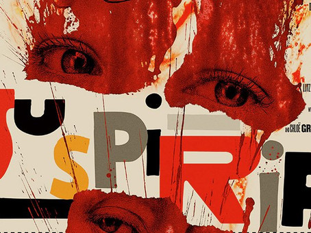 SUSPIRIA In Theaters. Review by Victoria Alexander
