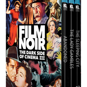 FILM NOIR:  The Dark Side of Cinema III by Roy Frumkes