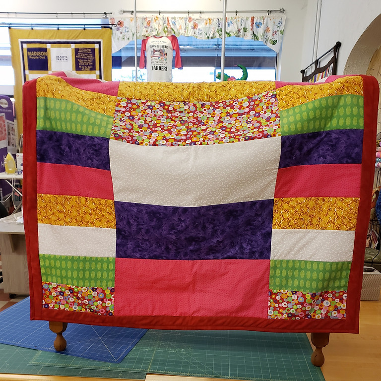 July Childs Play Quilt
