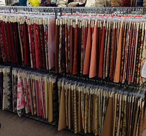 Home Dec sample rack.JPG