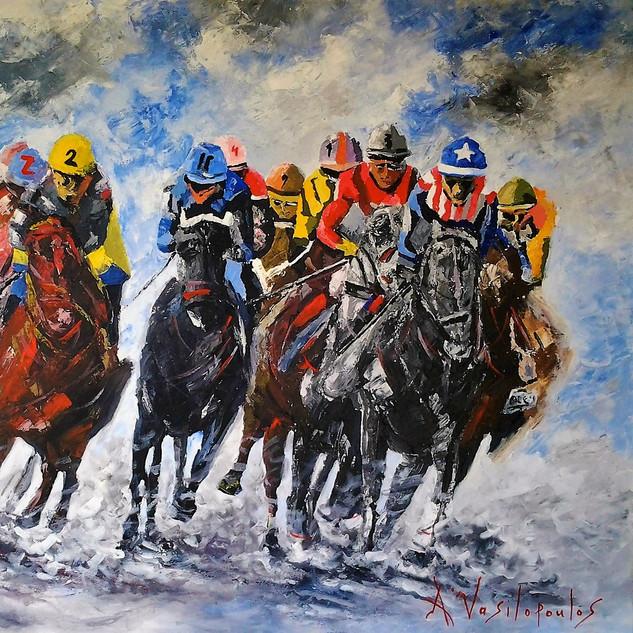 Horse Racing no2