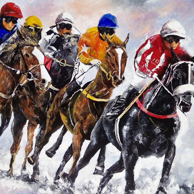 Horse Racing no3