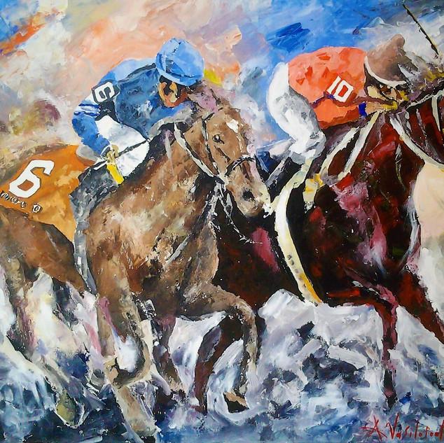 Horse Racing no4