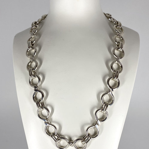 ref KAJMN 58  Heavy double twist link chain