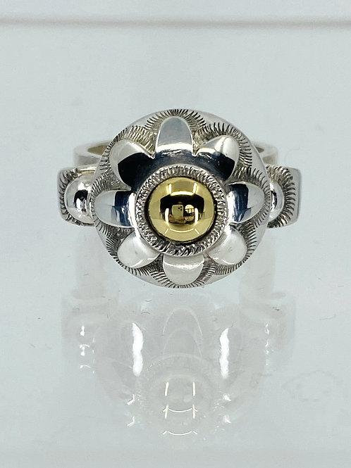 ref-KAJMR 17  Flower ring