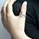Thumbnail: ref KAJMR 55   Textured open twist ring
