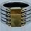 Thumbnail: ref-KAJMR 71  Gold and silver ring