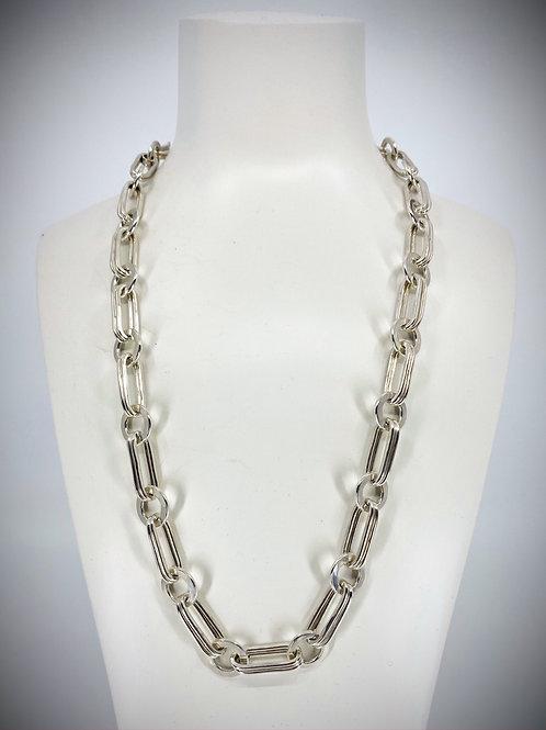 ref-KAJMN 59   Double oval link chain