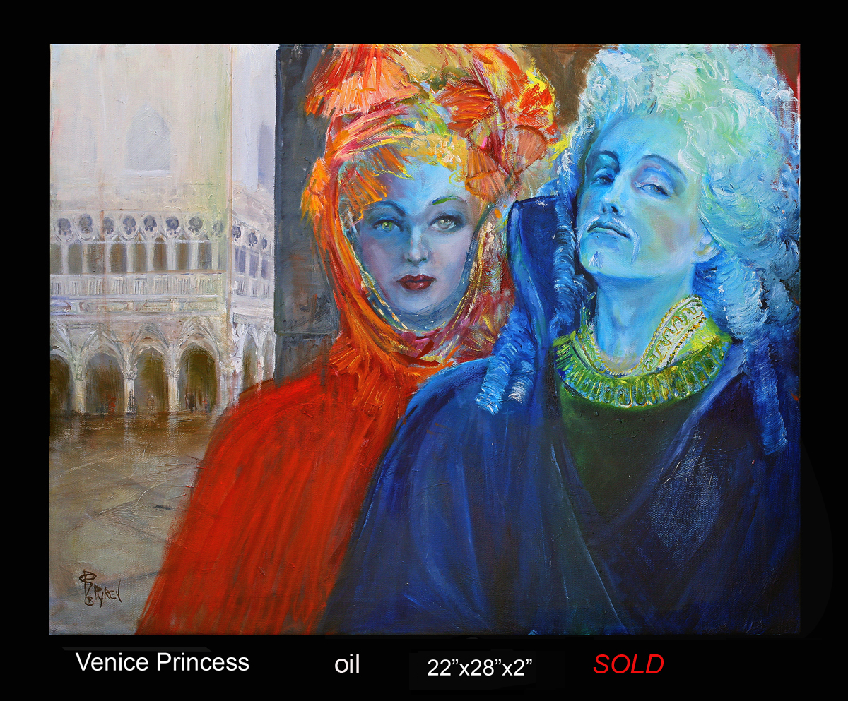 Venice Princess sold